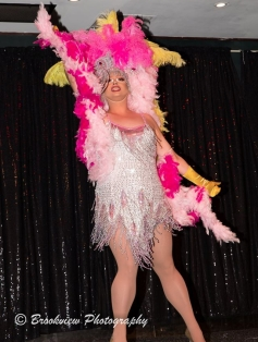 Showgirl Molly!